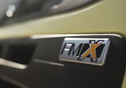 VOLVO presenta el nuevo FMX en Bauma