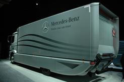 Probable modificación de los pesos y dimensiones máximas de los camiones