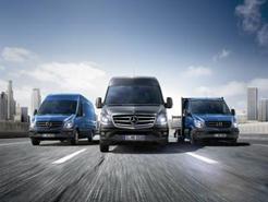 Mercedes-Benz presenta la nueva Sprinter