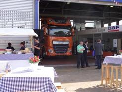 Truckland primer punto de distribución TRP. DAF amplia su red de ventas y servicios con nuevos concesionarios