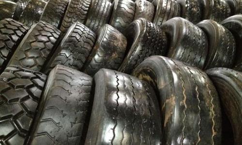 Los neumáticos de segunda mano no son seguros