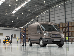 La nueva Ford Transit Connect International Van of the Year 2014