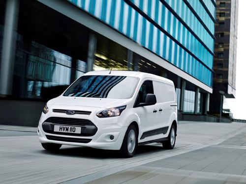 La nueva Ford Transit Connect International Van of the Year 2014