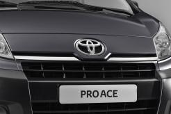 Toyota lanza la nueva furgoneta ProAce