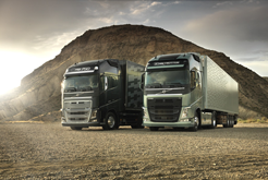 El Volvo FH International Truck of the Year 2014