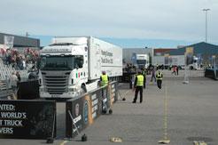 Scania busca al mejor joven conductor europeo