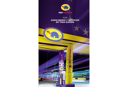 Nueva edición de la Guía de Estaciones de Servicio de Redtortuga - estaciones de servicio Redtortuga gasoleo