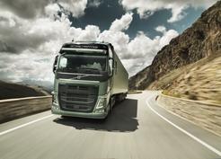 El Volvo FH gana un premio de diseño