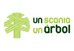 Scania crea un nuevo espacio verde, 'Bosque Scania'