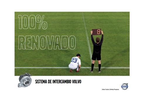 Campaña Volvo primavera, Volvo, recambios, Sistema de Intercambio