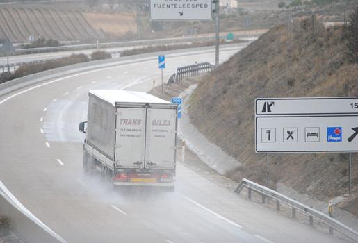 Obras en las autovías A1 y A7
