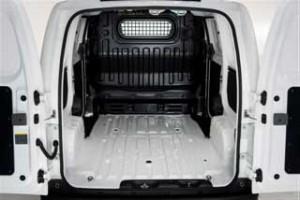 furgoneta eléctrica, Nissan saca la e-nv200, la 1ª furgoneta 100% eléctrica