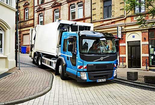 Volvo FE LEC Euro 6, el Volvo FE Euro 6 de piso bajo