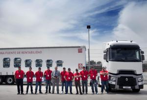 Renault Trucks, Optifuel Challenge Renault Trucks