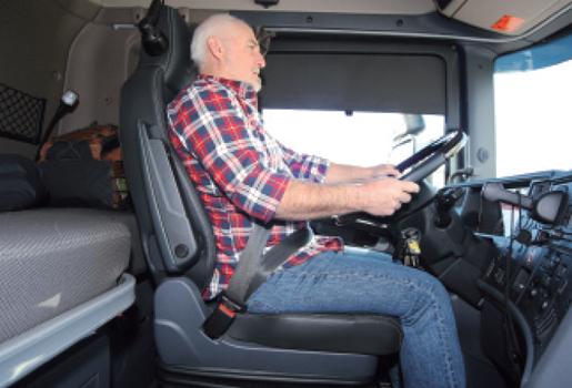 Prueba de camiones Scania R580 Streamline E6