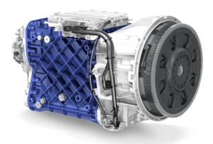 I-Shift de Volvo, doble embrague para camiones