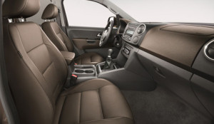 Amarok Highline Edition interior