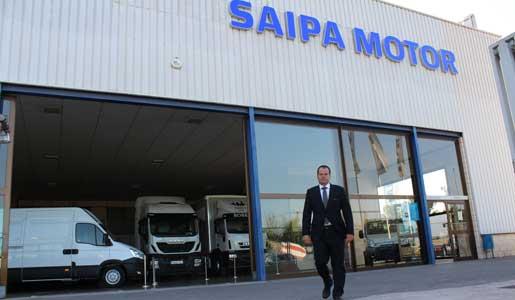 Iveco, Iveco Valencia, concesionario oficial Iveco valencia, Saipa motor