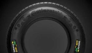 Neumáticos Continental, neumáticos de caucho de diente de león, taraxagum