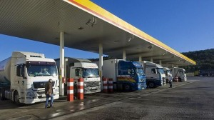 Hasta 1200 euros anuales por camión con la ecotasa francesa