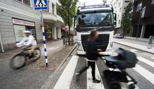 Volvo Trucks visibilidad completa para el conductor