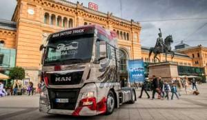 Man Trucks premiado por la sostenibilidad