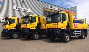 Renault Trucks quitanieves