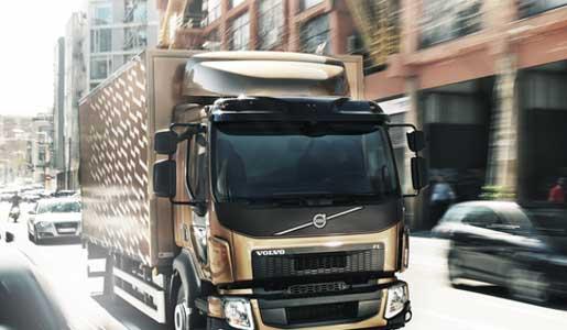 El Volvo FL ahora admite 200 kg. más de carga