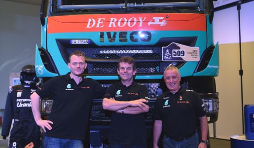 Iveco Dakar 2015