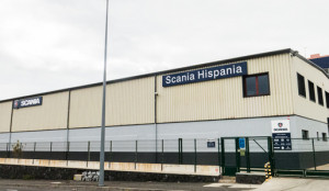 Scania Hispania inaugura concesionario en Tenerife