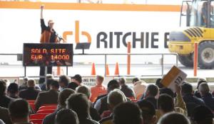 Subasta de Ritchie Bros en Ocaña