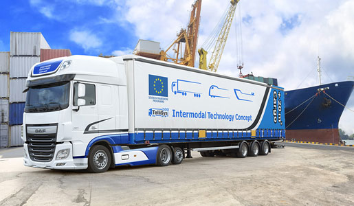DAF multimodal