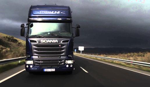 Campaña de correas Scania