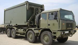 Iveco suministrador de las Fuerzas Armadas