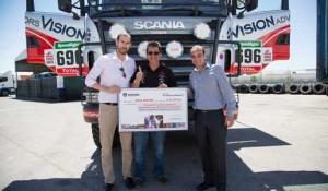 Scania solidaria