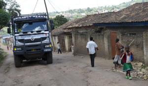 Renault Truck en África