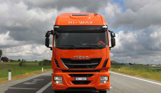 Iveco TCO Live permite ahorrar hasta 1800 euros por camión y año