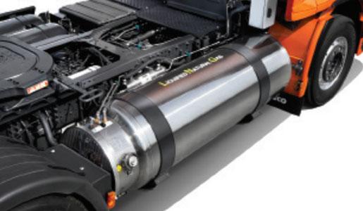 GASNAM - Combustible profesional del futuro