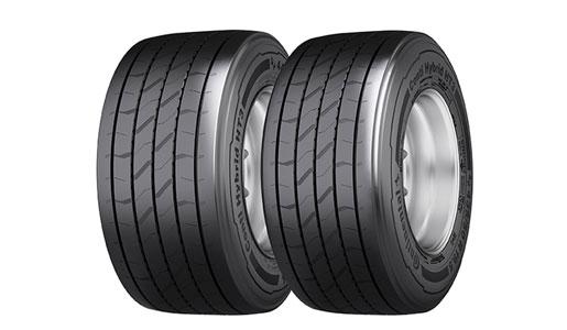 Nuevos neumáticos de remolque de Continental