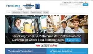 Factocargo, plataforma de carga exclusiva para cooperativas