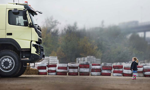 Un nuevo video de Volvo tiene como protagonista al FMX
