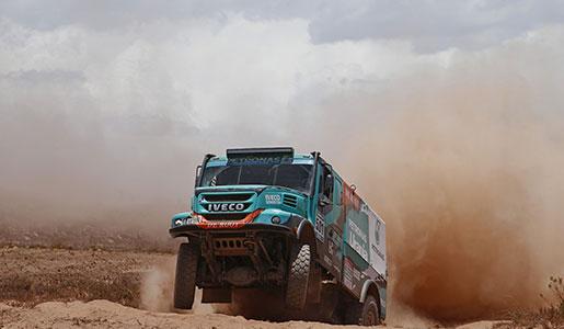 Etapa 8 Dakar 2016