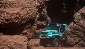 Etapa 9 Dakar 2016