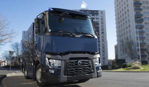 Renault Trucks T blindados