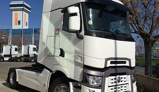 La gama T de Renault Trucks ya está disponible como vehículo de ocasión