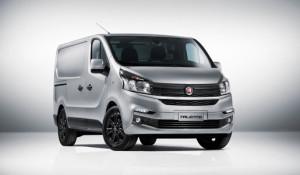 Fiat lanza una nueva furgoneta, la Fiat Talento, situada ente la Dobló y la Ducato, con la que completa su gama profesional