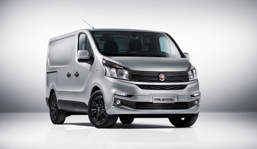 Fiat amplía gama con la Fiat Talento