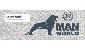 Décimo aniversario del MAN Trucker's World