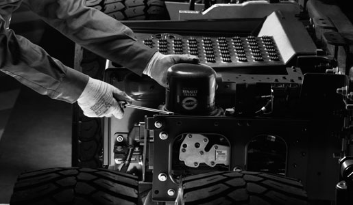 Plan Anual de Mantenimieto y Seguridad 2016 de Renault Trucks