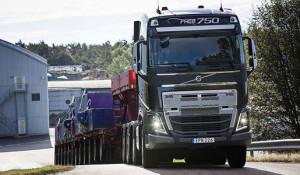 Volvo saca la I-Shift de marchas supercortas con una excelente capacidad de arranque para cargas muy pesadas